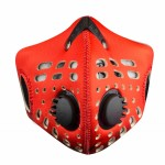 Maska antysmogowa RZ Mask RED
