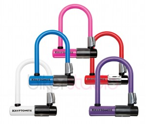 U-Lock Kryptonite Evolution Mini-5 niebieski