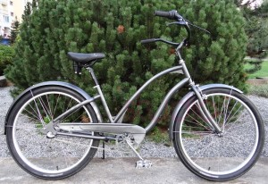 Rower ELECTRA grafit cruiser custom