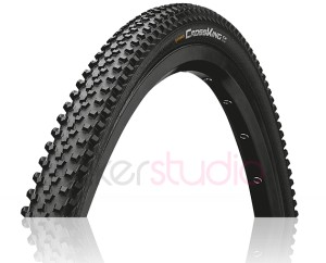 Opona Continental Cross King CX 700 x 35C