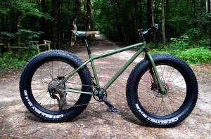 Rower Fixed Warsaw FAT BIKE